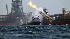 Katastrophe im Golf von Mexiko: Der Ölkappen-Thriller