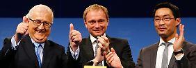Liberale beschließen Wahlprogramm: Das macht die FDP jetzt aus