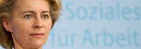 Gesundheitsressort wird wohl Superministerium: Von der Leyen entgeht der Ausmusterung