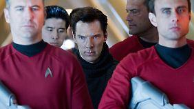 Das Böse hat ein Gesicht, das von Benedict Cumberbatch (Mitte).