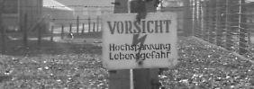 Beihilfe zum Mord in Auschwitz: Ehemaliger KZ-Aufseher festgenommen