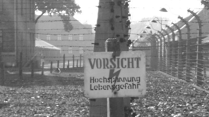 Das KZ Auschwitz-Birkenau war das größte deutsche Vernichtungslager.