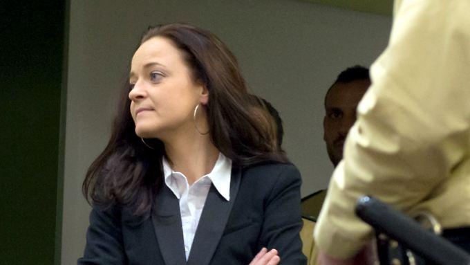 Zschäpes Auftritt vor Gericht empörte viele Beobachter.