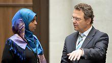 Friedrich bügelt Kritik ab: Miese Stimmung in der Islamkonferenz