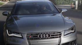 Mit Witz und gutem Timing setzt sich Audi in den USA geschickt in Szene.