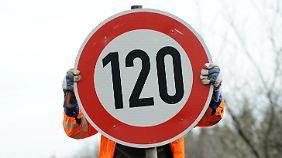 120 auf Autobahnen: Gabriel fordert Tempolimit