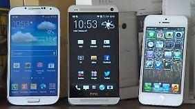n-tv Ratgeber: Welches Smartphone hat die Nase vorn?