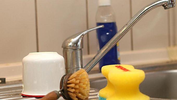 In der Küche ist Hygiene besonders wichtig.