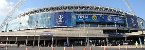 Seit 1966 ist Wembley, Stätte des Weltfußballs, untrennbar mit Deutschland verbunden.