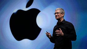 Kann Apple-Chef Tim Cook die Technikwelt überraschen?