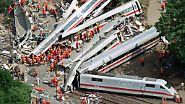 Unfall von Eschede vor 20 Jahren: Die Todesfahrt des ICE 884