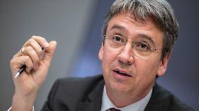 Andreas Mundt, Präsident des Bundeskartellamtes.