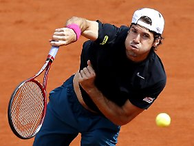 Tommy Haas befindet sich momentan in Top-Form.