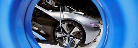 Sattes Wachstum im US-Automarkt: BMW vor Daimler und Audi