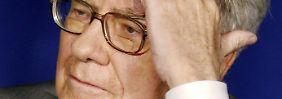 Ein Steak für 760.000 Dollar?: Buffett versteigert Lunch für guten Zweck