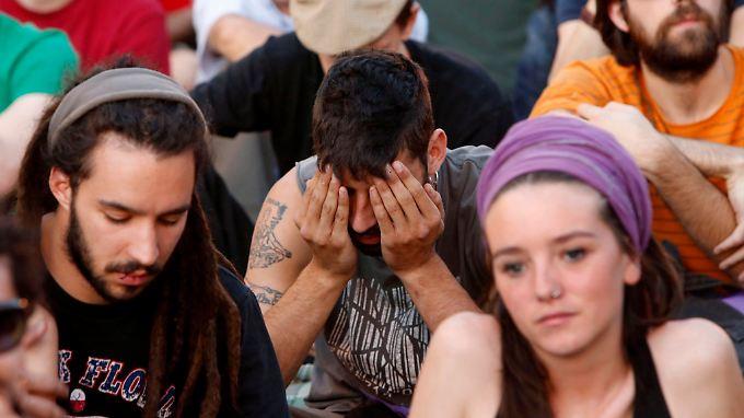 """Experten sprechen wegen der hohen Jugendarbeitslosigkeit in den Südländern der Eurozone bereits von einer """"verlorenen Generation""""."""