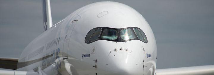 Geburt eines Riesenjets: Der Airbus A350 XWB