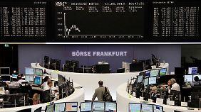 US-Notenbank versaut Aktien-Laune: Dax rutscht unter 8000 Punkte