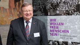 Klaus Gronau heute.
