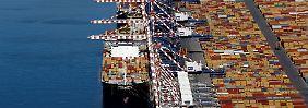 Nichts zu verzollen: USA und EU streben freien Handel an