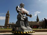 UN-Konferenz zu heiklem Thema: Werden Killer-Roboter bald verboten?