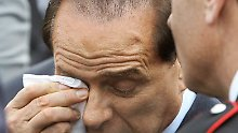 Gerichtsentscheidung am Dienstag: Berlusconi geht lieber ins Gefängnis
