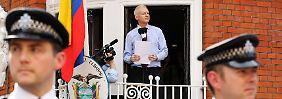 Wanze in Londoner Botschaft?: Ecuador beklagt Lauschangriff
