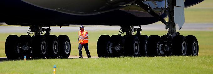 Was im Kleinen klappt, könnte bald auch schon die Großen antreiben: Bis zum Einsatz unter dem Flügel einer A380 ist es noch ein weiter Weg.