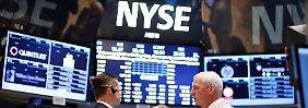 US-Notenbank lässt Leitzins auf Rekordtief: Wall Street zittert nach Fed-Entscheid