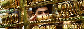 US-Notenbank wird optimistischer: Goldpreis fällt kräftig