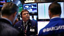 Zahlen satt, überraschend gut: Wall Street setzt nächstes Ausrufezeichen