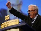 Dem Politiker geht es wieder besser: Brüderle will Wahlkampf bald fortsetzen