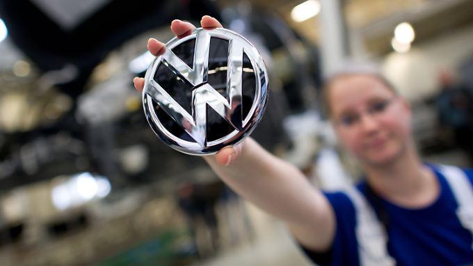 VW baut derzeit den stärksten Jobmotor.