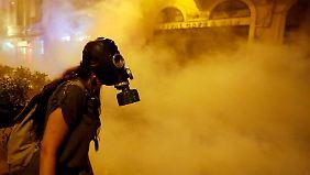 Erdogan bleibt bei harter Linie: Polizei räumt Taksim-Platz erneut gewaltsam