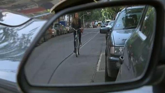 n-tv Ratgeber: Was Radfahrer im Stadtverkehr beachten müssen