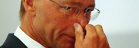 Jahre nach der Arcandor-Pleite: Anklage gegen Middelhoff erhoben