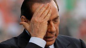 """Sieben Jahre Haft für Berlusconi: """"Endlich befreien wir Italien von diesem Dreck"""""""