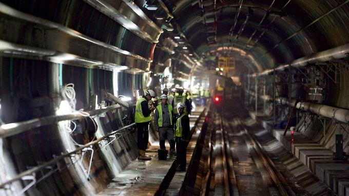Eurotunnel-Betreiber schalten die Börsenaufsicht ein.