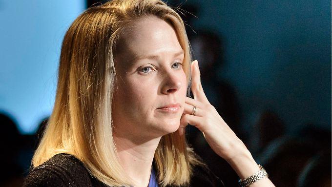 Marissa Mayer: Hat nach eigenen Angaben bei Yahoo bereits einiges erreicht, aber auch noch große Baustellen.