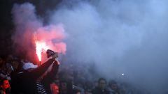 Die feurigen Fans beider Vereine sind die Leidtragenden der Uefa-Entscheidung.