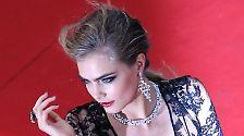 It-Girl oder nächste Kate Moss?: Cara Delevingne, Model mit Markenzeichen