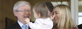 Gillards Erzrivale übernimmt: Australien hat einen neuen alten Premierminister