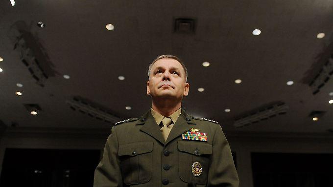 James Cartwright war als stellvertretender Generalstabschef der zweithöchste Offizier der USA.