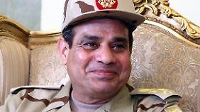 Al-Sisi wird wenig konkret, wenn es um die Maßnahmen geht, die nach Ablauf des Ultimatums ergriffen werden könnten.