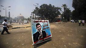 Weitere Tote bei Straßenschlachten: Ägypten wartet auf einschreiten der Armee