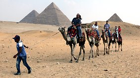 Nach der Absetzung des Präsidenten: Würden Sie in Ägypten noch Urlaub machen?