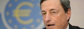 Ausstieg ist weit entfernt: EZB schließt Ultra-Zins nicht aus