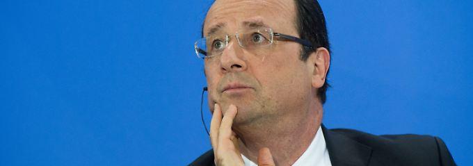 François Hollande hat sich zu den Berichten noch nicht geäußert.