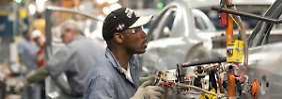 Arbeiters Freud' - Börsianers Leid: US-Jobmarkt setzt Erholung fort
