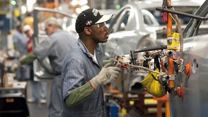 Im Juni sind in der US-Wirtschaft 195.000 neue Jobs entstanden - mehr als erwartet.